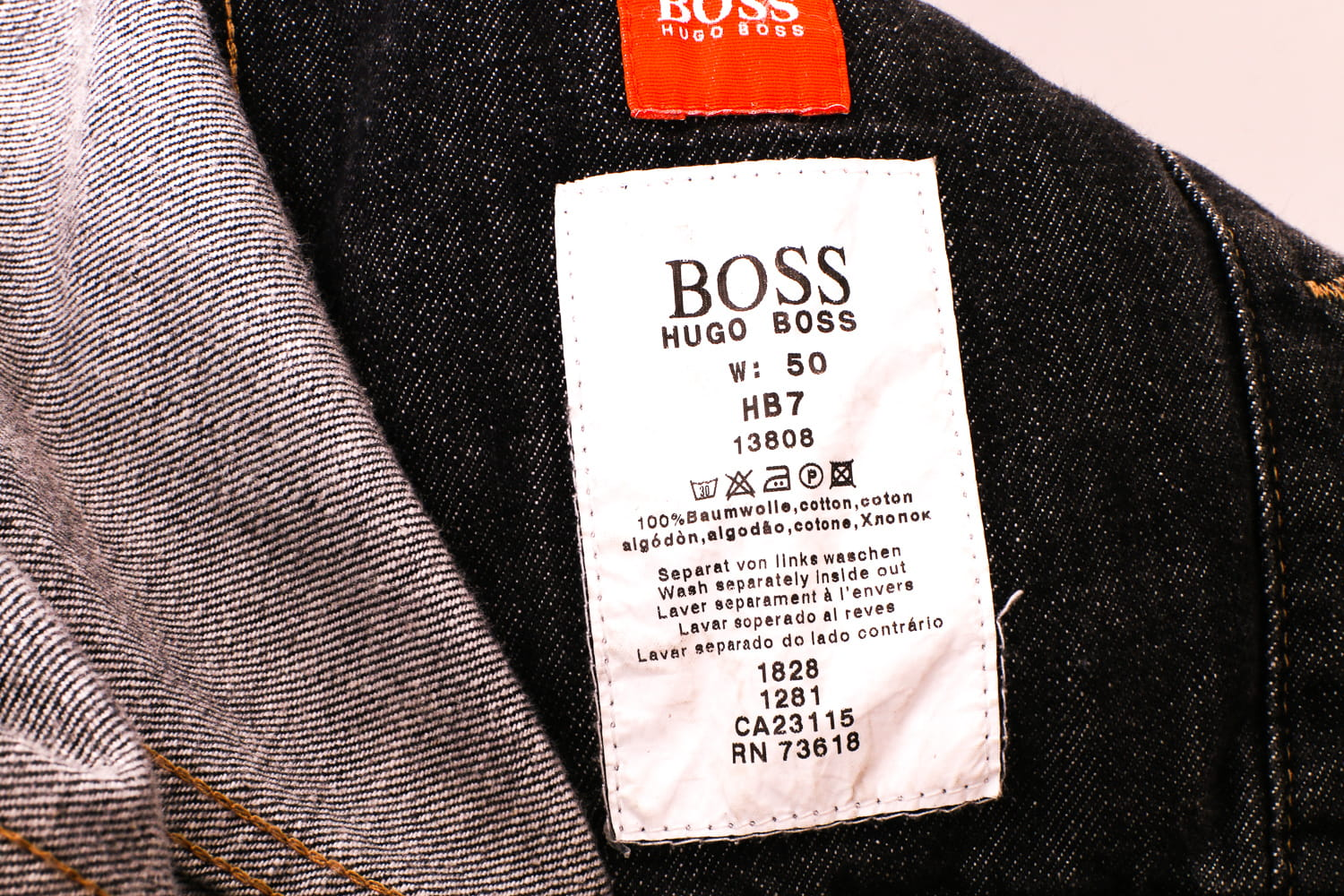 hugo boss ca23115 jacket