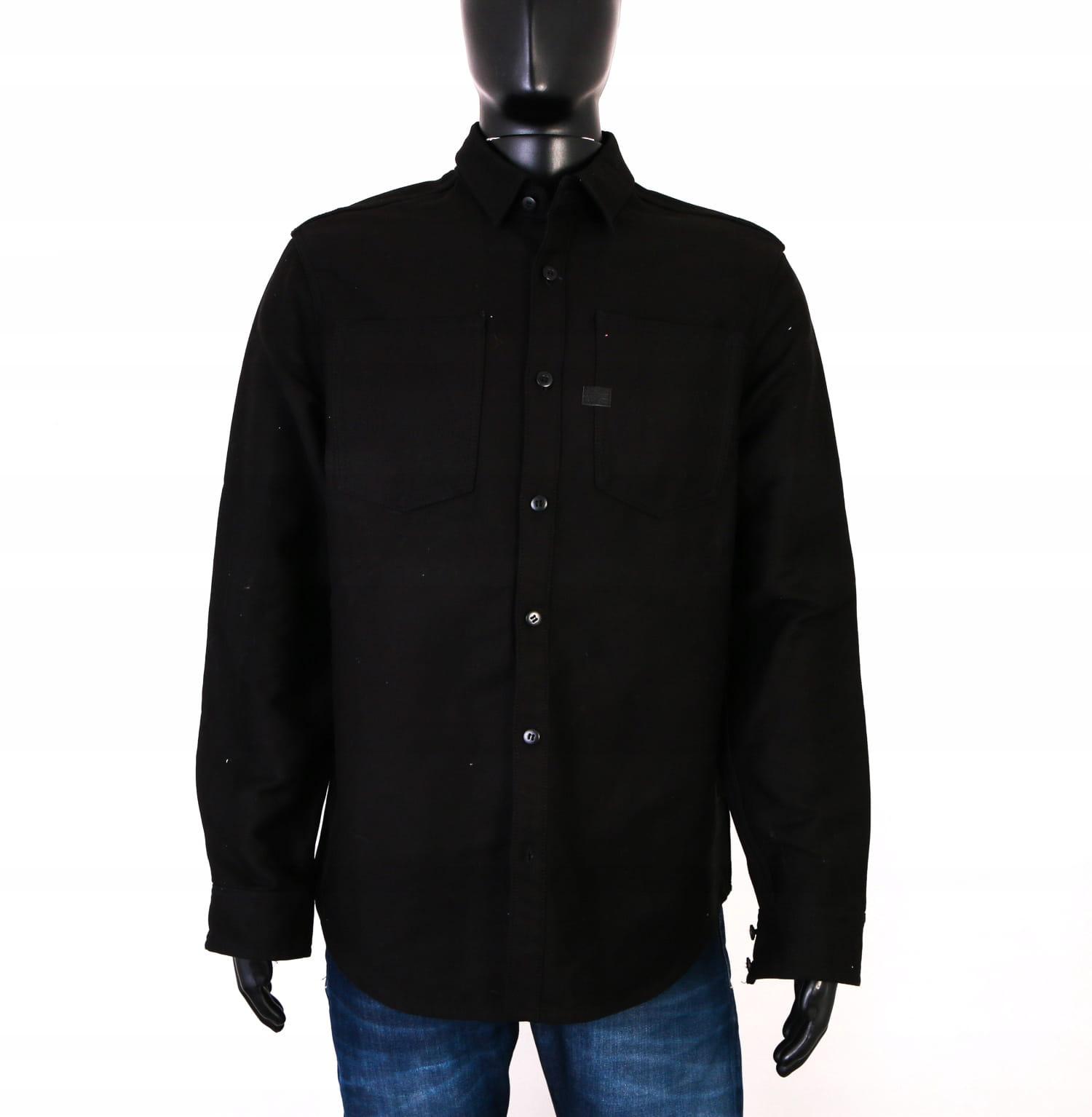 Détails sur *W NEW G Star Raw Mens Jacket Classic Black size XL