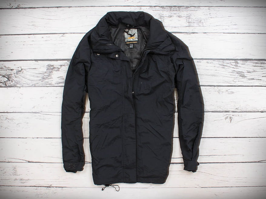 size 40 9be8a 067fd Details about S Salewa Mens Outdoor Jacket Membrane Black 50