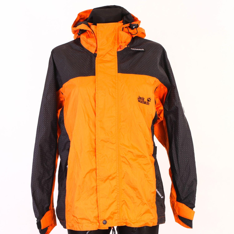 moda designerska jak kupić ekskluzywne buty Details about T Jack Wolfskin Mens Unisex Jacket Hood size S